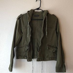 Green Brandy Hailey Jacket